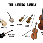 Let us know the Examples of String Instruments